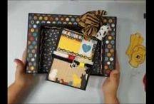 VIDEO TUTORIAL IDEE PER CREARE / Video con le spiegazioni per realizzare vari progetti