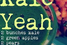 Juice  / by Rachael Warren