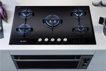 NEW PRODUCT: GASMATIK / This is Gasmatick, an innovative gas on glass with a electronical device that allows it to switch off the flames of the burners automatically, thanks a timer. It is a sophisticated, original, very much safer gas hob, different from the usual. And is also very nice and elegant! the best of the best in gas on glass hobs!