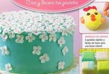 Tortas y Tartas / by Victoria Aragonés
