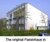 passiv ház