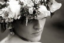 Wedding headpieces / by The Enchanted Photo