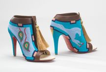"""Fashion and Frills / Fine art takes many forms and for centuries designers have been creating masterpieces meant to fill closets and jewelry boxes. Take a look at some items from our collection that are """"on fleek""""."""