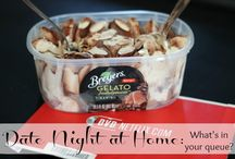 At-Home Date Night / All sorts of 'At-Home' Date Night ideas!  #GelatoLove #contest