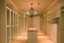 Closets and Organization / Ideas for your closet or other home organization project.