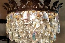 Chandeliers / by Katie Baney