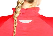 Hair style for tennis / Hair styles that stay put and look great while you play tennis.