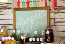 Wedding Station Inspiration / by The City Club of Washington - Private Events
