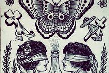 Tattoo/artwork