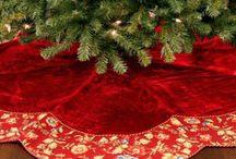 Sewing Tree Skirt