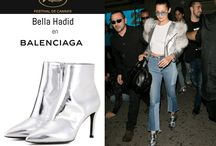 Cannes 2017 : Celebrities Shoes