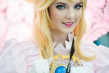 Cosplay Costumes & Contacts