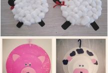 Kid Stuff: Crafts / by Alice Baudoin