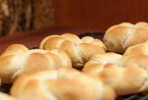 delectable breads, rolls, muffins / breads, rolls and muffins, and even a flatbread here and there!