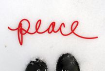 2014--Peace / by Lara  {Overstuffed}