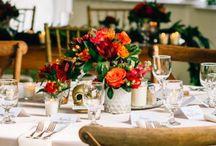 Wedding Reception Table Inspiration