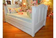 Kids furniture / beds, nightstands, bookcases, desks, dressers