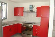 Kitchen - RED