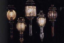 Lanternes et autres accessoires d'attelage