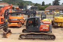 Baurent sells Tracked Excavator / Tracked excavators for sale