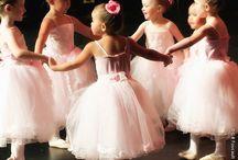 Lovely happy feet - dance!