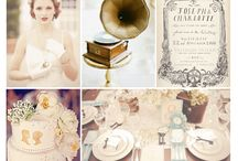 ART DECO Wedding {themes} / by Appy Couple
