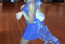 sea creature costume