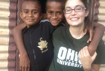 Bobcats Abroad / Pictures of Ohio University Students Abroad / by OHIO Go Global