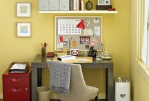 Office & Home Organization Ideas / by Whitney Fretham