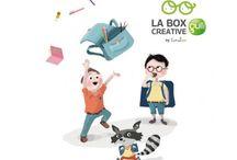 Septembre 2014 - Box créative KIDS Gulli by Tiniloo