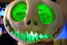Pumpkins! / Ideas for carving....