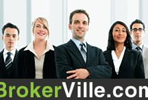 Brokerville Reviews / BrokerVille respects this right of our clients, and will never give out personal contact information to a third party without express consent