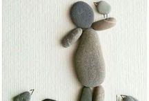 Kameny / obrázky z kamenů
