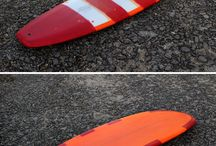 Surfboards / Its about cool, retro and modern looking boards.