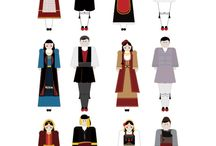 Traditonal Greek Costumes