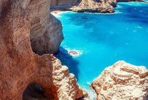 My country / Images from my country Greece I found on pinterest.