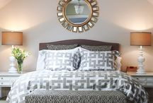 Beautiful Bedrooms / by Jenna Burger