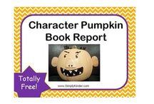 Book Report Stuff