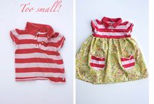 Dresses sewing for kids