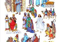 Biblické příběhy - postavy