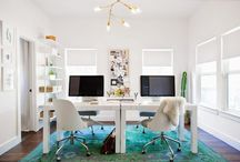 Chic Work Space