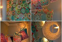 Ideas for Girls Rooms / by Makala Eddy