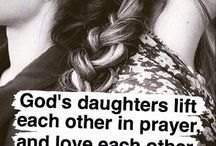 God's Princesses / Empowering women to know who they are in Christ
