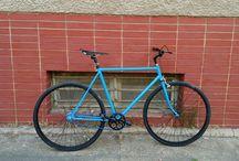 Bicykle a cykle