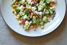 Salad / Fresh Healthy Salads: Source Locally if Lucky