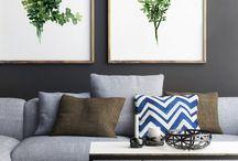Bild für die Couch