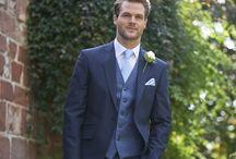 henry wedding suit
