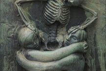 Cemetery Art, Graveyards, Sculpture and Statues