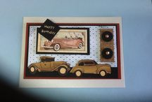 Handmade cards by Jane Lambert / Janes cards