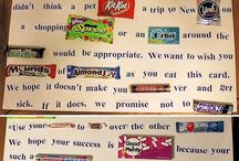 Graduation Candy Card / by Kim Griggs